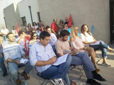 Apresentação da candidatura em Marco de Canaveses e inauguração da sede de campanha