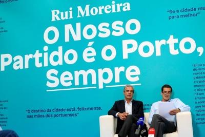 António Santos Ribeiro foi eleito pelas listas do Grupo Rui Moreira