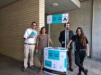 deputados do Porto junto a faculdade