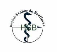logótipo do Hospital Sr. do Bonfim