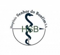 logotipo hospital sr. bonfim