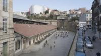 Projecto da TimeOut para a ala sul da Estação de São Bento