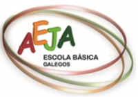 Logótipo do Agrupamento de Escolas Joaquim de Araújo