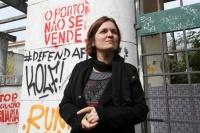 Susana Constante Pereira, deputada municipal do Bloco de Esquerda